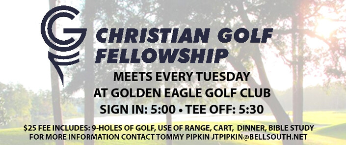 Christian Golf Fellowship