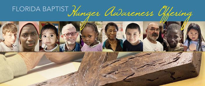 Florida Baptist Hunger Awareness Offering