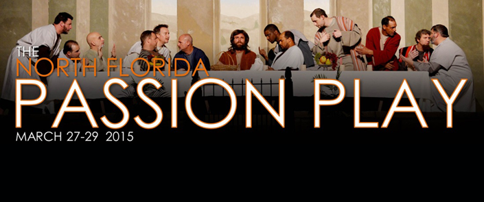 North Florida Baptist Annual Passion Play