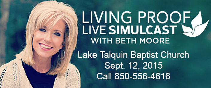 Living Proof Live Simulcast with Beth Moore